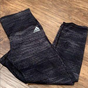 Climalite adidas Capri leggings